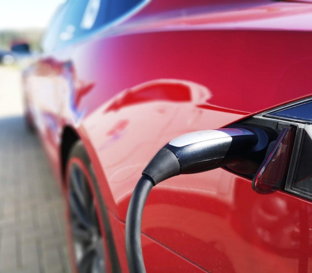 AutoShopping coche eléctrico