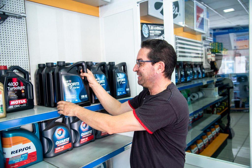taller mecánica Ciudad Real  productos