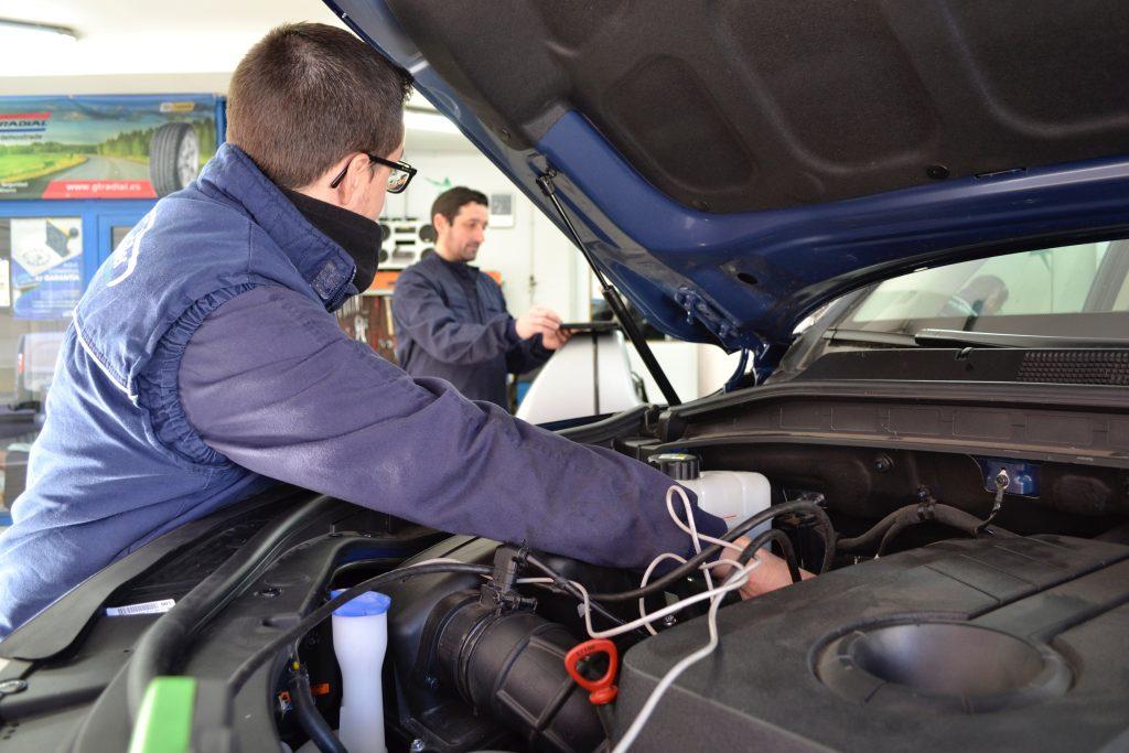 reparación taller coches