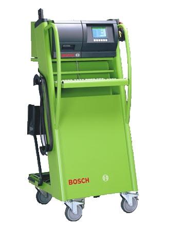analizador de gases bosch