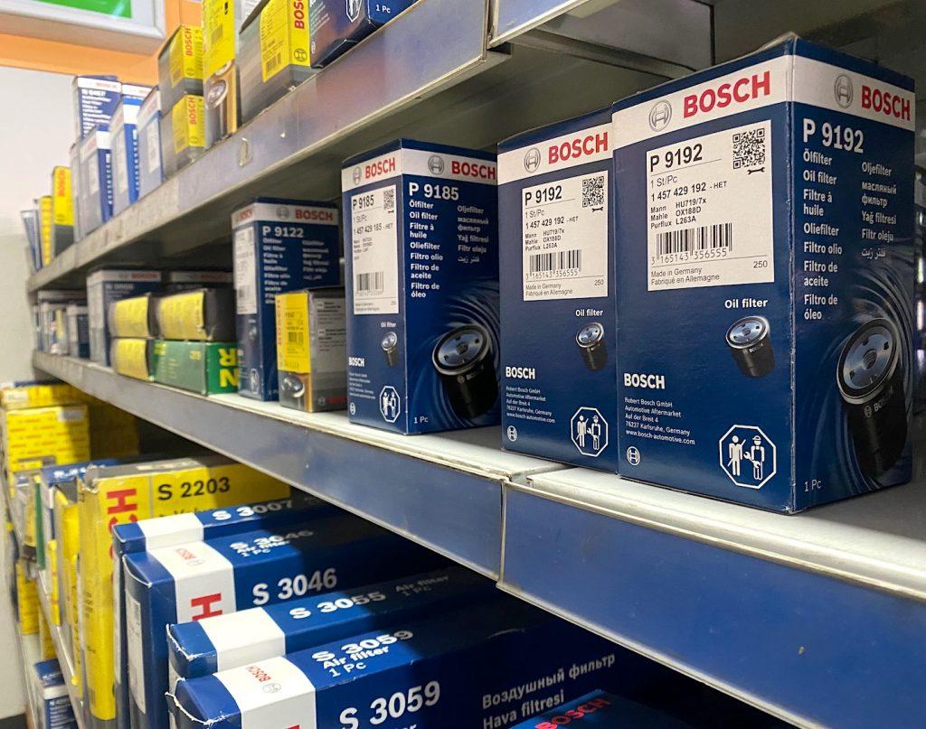 accesorios y recambios Bosch